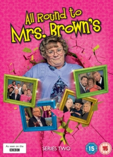All Round to Mrs Brown's: Series 2, DVD DVD