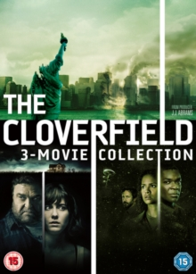 Cloverfield 1-3: The Collection, DVD DVD