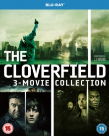 Cloverfield 1-3: The Collection, Blu-ray BluRay