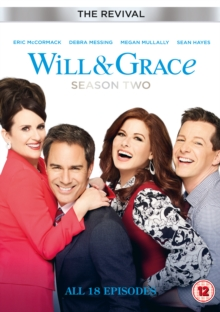 Will and Grace - The Revival: Season Two, DVD DVD