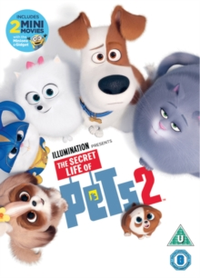 The Secret Life of Pets 2, DVD DVD