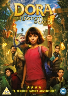Dora and the Lost City of Gold, DVD DVD