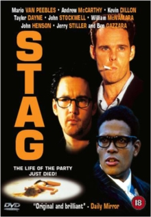 Stag, DVD  DVD