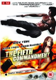 The Fifth Commandment, DVD DVD