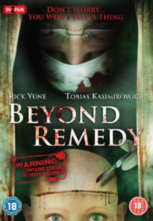 Beyond Remedy, DVD  DVD