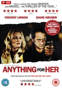 Anything for Her, DVD  DVD