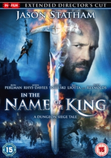 In the Name of the King - A Dungeon Siege Tale: Director's Cut, DVD  DVD