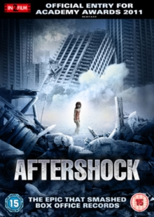 Aftershock, DVD  DVD