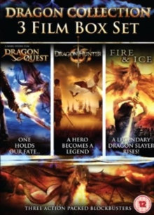 Dragon Trilogy, DVD  DVD