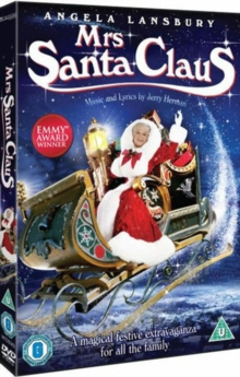 Mrs Santa Claus, DVD  DVD