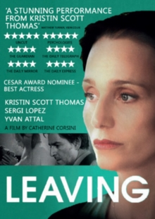 Leaving, DVD  DVD