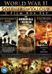 World War II - Soldiers of Valour Box Set, DVD  DVD