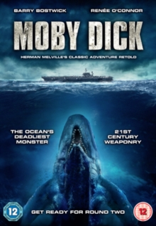 Moby Dick, DVD  DVD