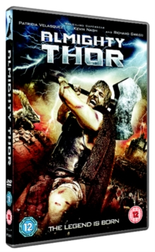 Almighty Thor, DVD  DVD