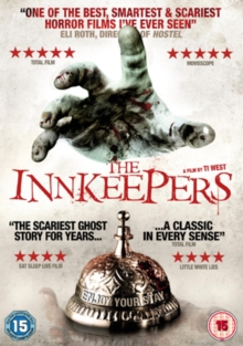 The Innkeepers, DVD DVD