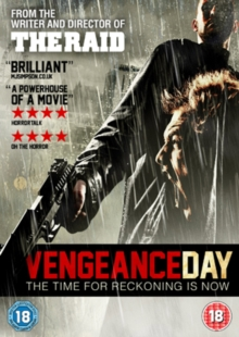 Vengeance Day, DVD  DVD