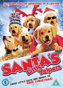 Santa's Little Yelpers, DVD  DVD
