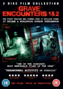 Grave Encounters/Grave Encounters 2, DVD  DVD