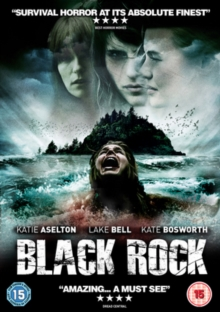 Black Rock, DVD  DVD