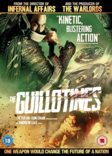 The Guillotines, DVD DVD