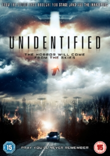 Unidentified, DVD  DVD