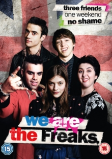 We Are the Freaks, DVD  DVD