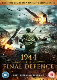 1944: The Final Defence, DVD  DVD