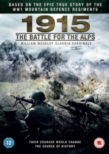 1915 - Battle for the Alps, DVD  DVD