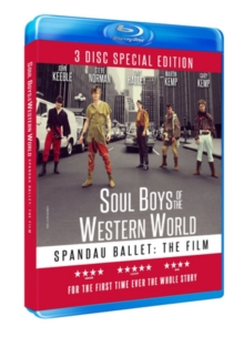 Soul Boys of the Western World, Blu-ray  BluRay