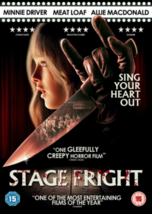 Stage Fright, DVD  DVD