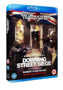 He Who Dares: Downing St. Siege, Blu-ray  BluRay