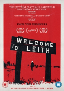 Welcome to Leith, DVD DVD