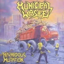 Hazardous Mutation, CD / Album Cd