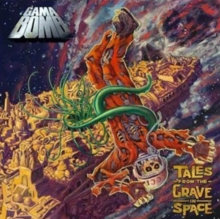 Tales from the Grave in Space, CD / Album Cd
