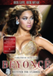 Beyonce: Destined for Stardom - Her Life, Her Music, DVD  DVD
