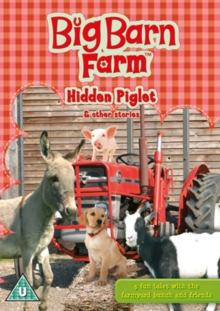 Big Barn Farm: Hidden Piglet and Other Stories, DVD  DVD