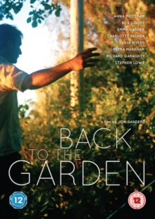 Back to the Garden, DVD  DVD