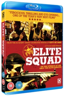 Elite Squad, Blu-ray  BluRay