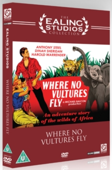 Where No Vultures Fly, DVD  DVD