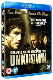 Unknown, Blu-ray  BluRay
