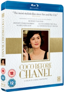 Coco Before Chanel, Blu-ray  BluRay