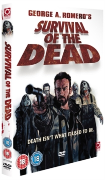 Survival of the Dead, DVD  DVD