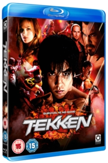 Tekken, Blu-ray  BluRay