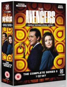 The Avengers: The Complete Series 5, DVD DVD