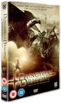 Dungeons and Dragons: Wrath of the Dragon God, DVD  DVD