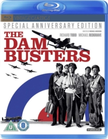The Dam Busters, Blu-ray BluRay