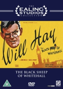 The Black Sheep of Whitehall, DVD DVD