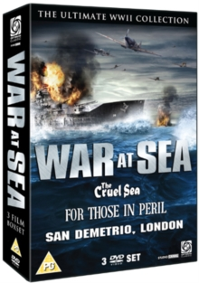 War at Sea Collection, DVD  DVD