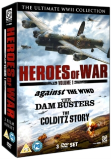 Heroes of War Collection: Volume 1, DVD  DVD