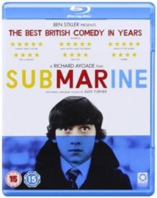 Submarine, Blu-ray  BluRay